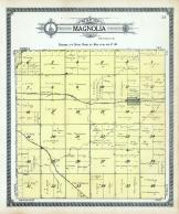Magnolia Township, Rock County 1914